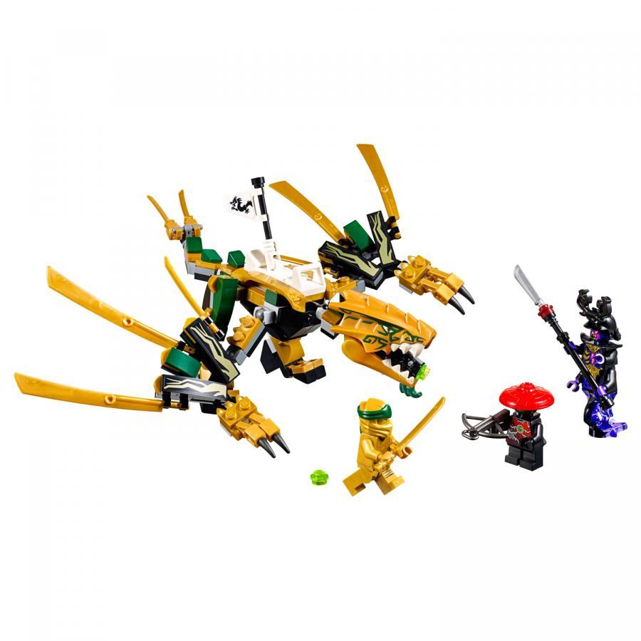 Купить LEGO ЗОЛОТОЙ ДРАКОН, LEGO (70666)_1