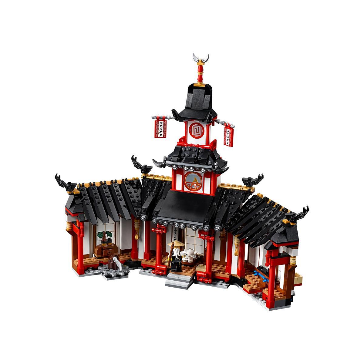 LEGO Монастырь Кружитцу, LEGO (70670) купить в Киеве, Игрушки в ...