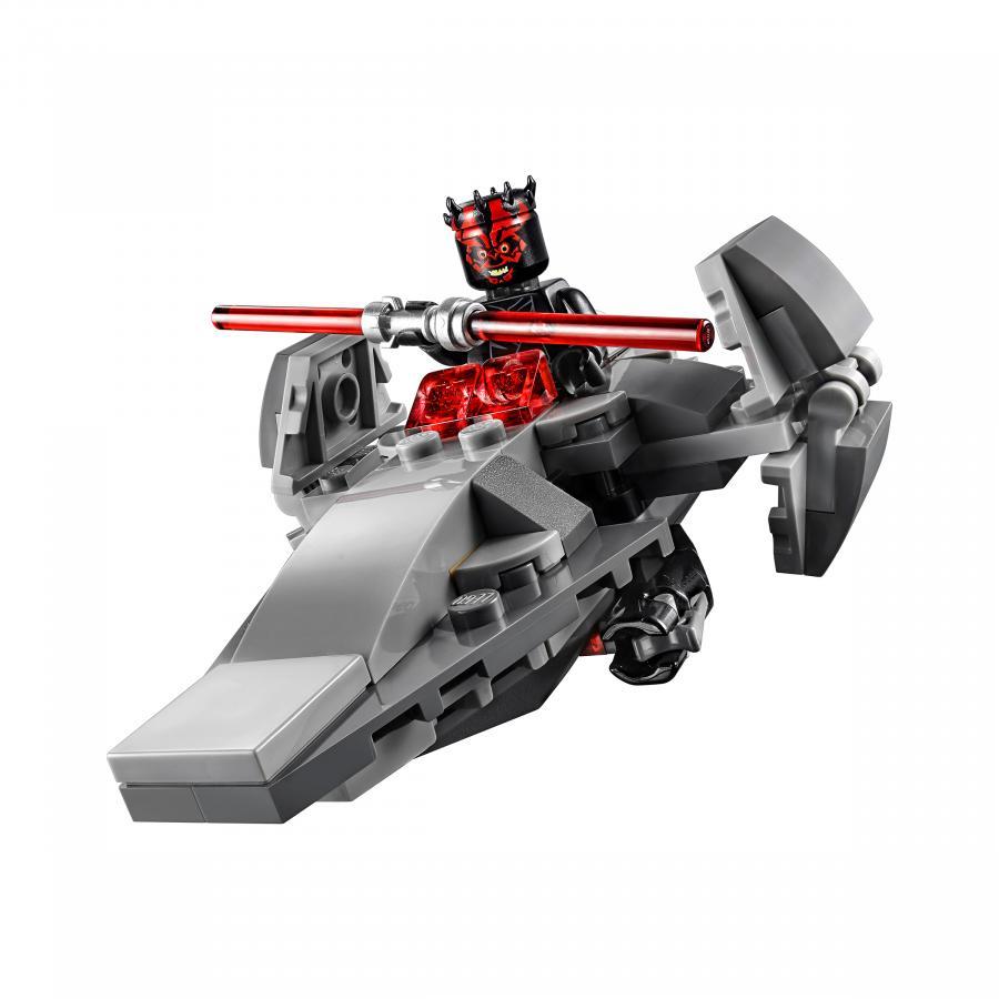 Купить LEGO МИКРОФАЙТЕРЫ: КОРАБЛЬ-ЛАЗУТЧИК СИТХОВ, LEGO (75224)_2