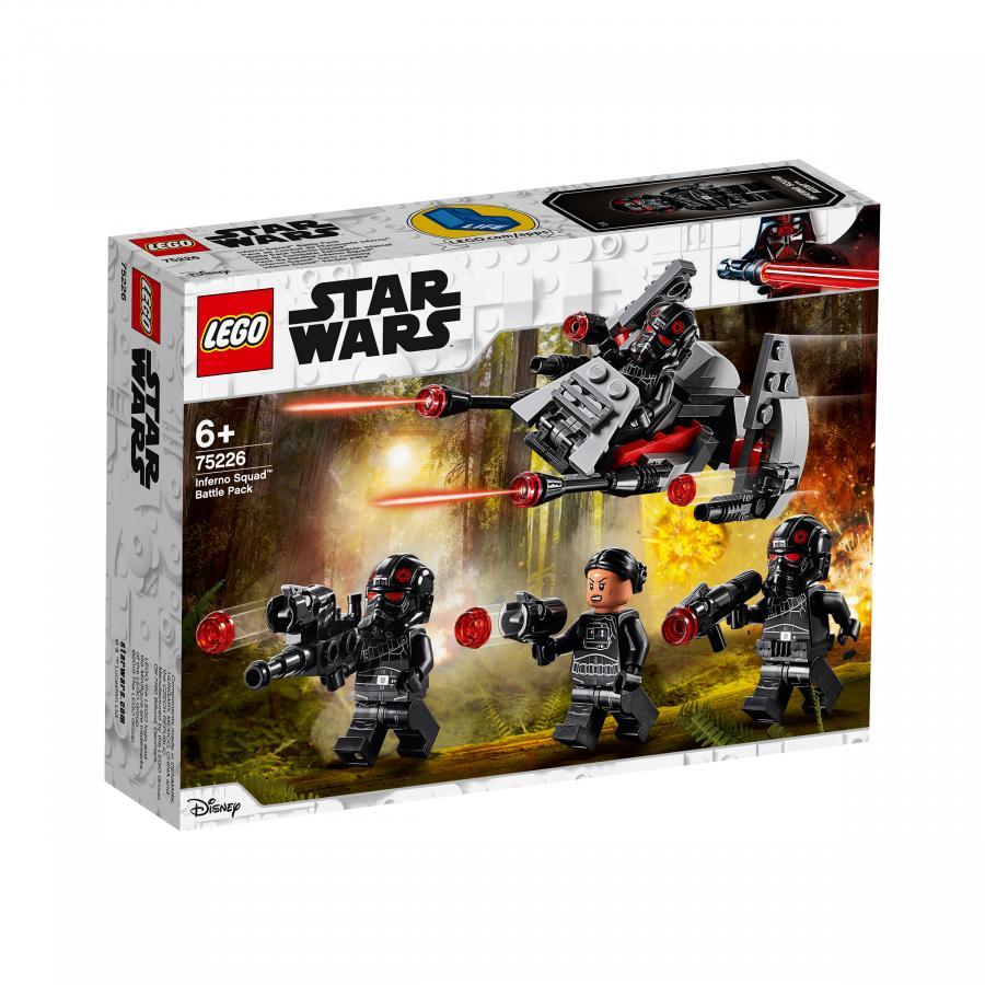 Купить LEGO БОЕВОЙ НАБОР ОТРЯДА «ИНФЕРНО», LEGO (75226)