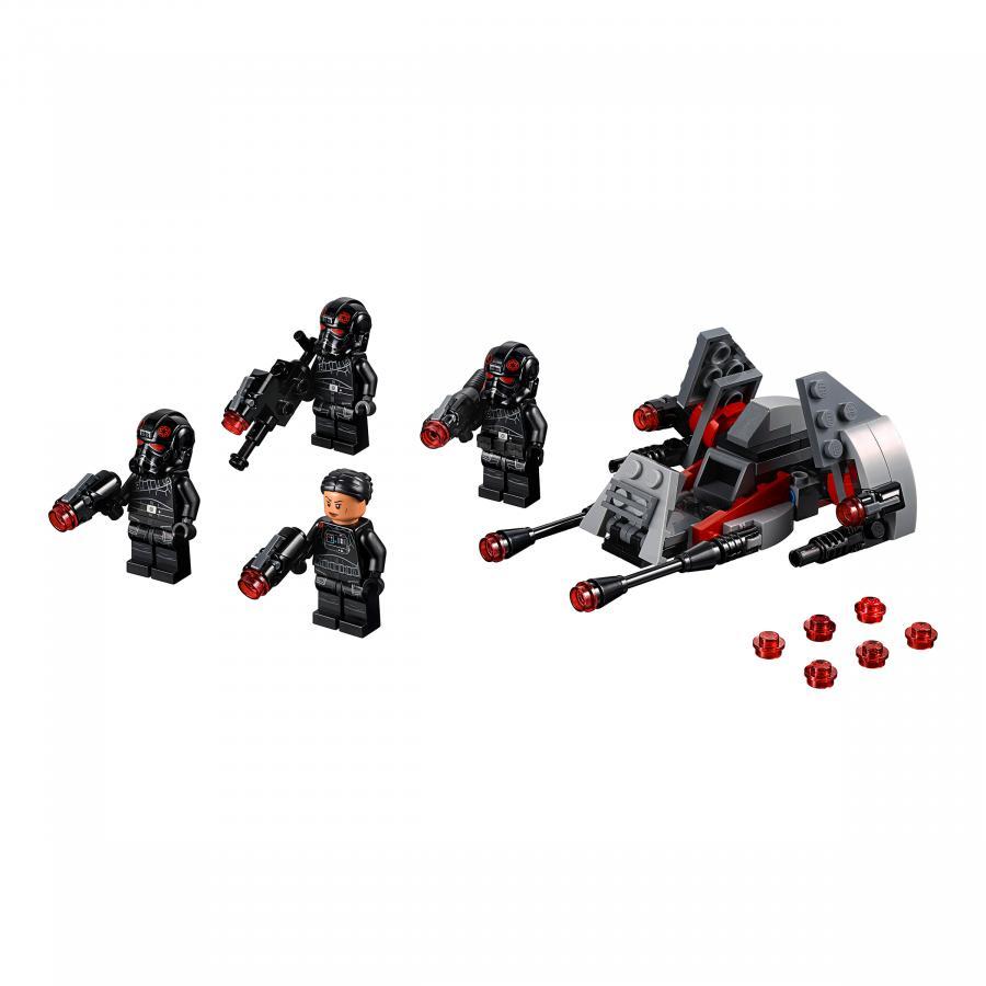 Купить LEGO БОЕВОЙ НАБОР ОТРЯДА «ИНФЕРНО», LEGO (75226)_1