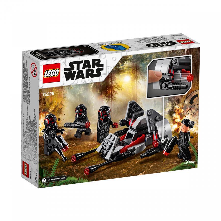 Купить LEGO БОЕВОЙ НАБОР ОТРЯДА «ИНФЕРНО», LEGO (75226)_4