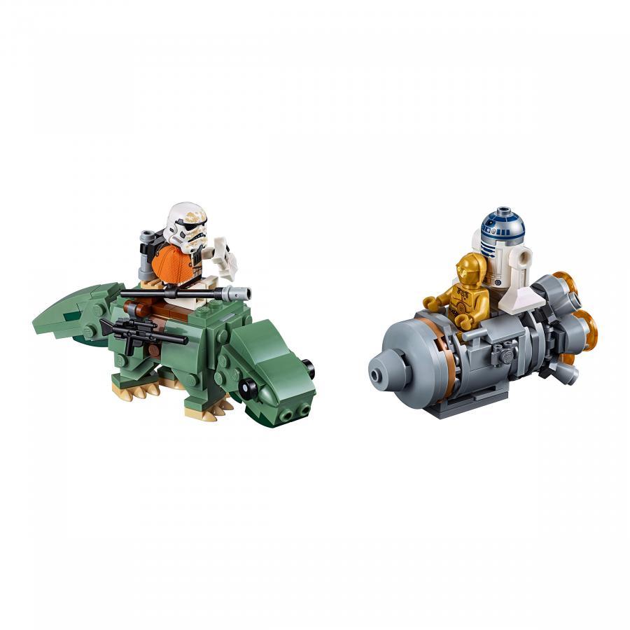 Купить LEGO СПАСАТЕЛЬНАЯ КАПСУЛА МИКРОФАЙТЕРЫ: ДЬЮБЭК, LEGO (75228)_1