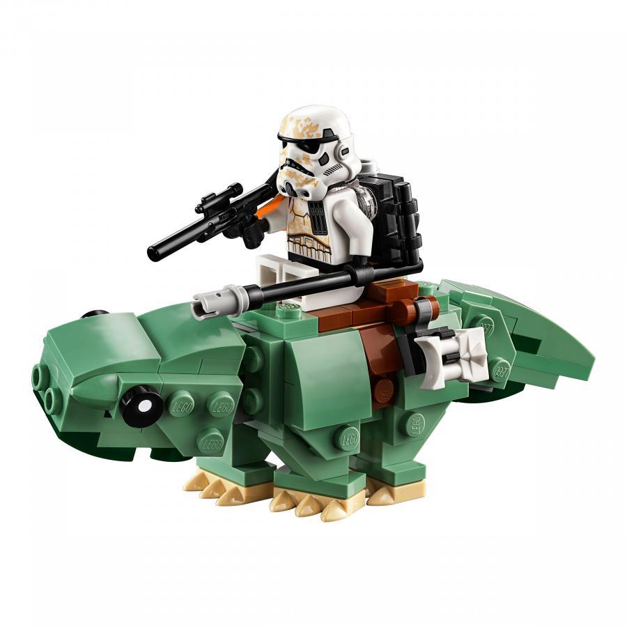 Купить LEGO СПАСАТЕЛЬНАЯ КАПСУЛА МИКРОФАЙТЕРЫ: ДЬЮБЭК, LEGO (75228)_2
