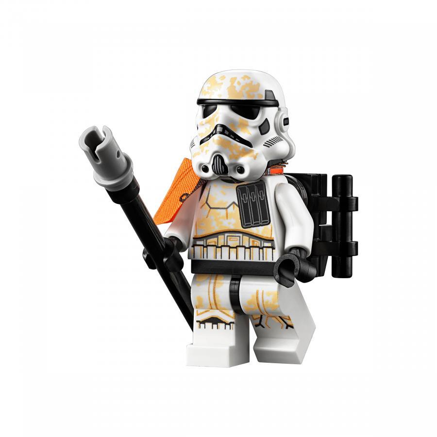 Купить LEGO СПАСАТЕЛЬНАЯ КАПСУЛА МИКРОФАЙТЕРЫ: ДЬЮБЭК, LEGO (75228)_3