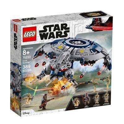 Купить LEGO ДРОИД-ИСТРЕБИТЕЛЬ, LEGO (75233)