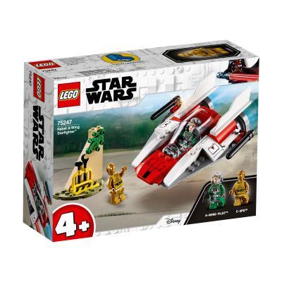 Купить LEGO ЗВЁЗДНЫЙ ИСТРЕБИТЕЛЬ ТИПА А, LEGO (75247)