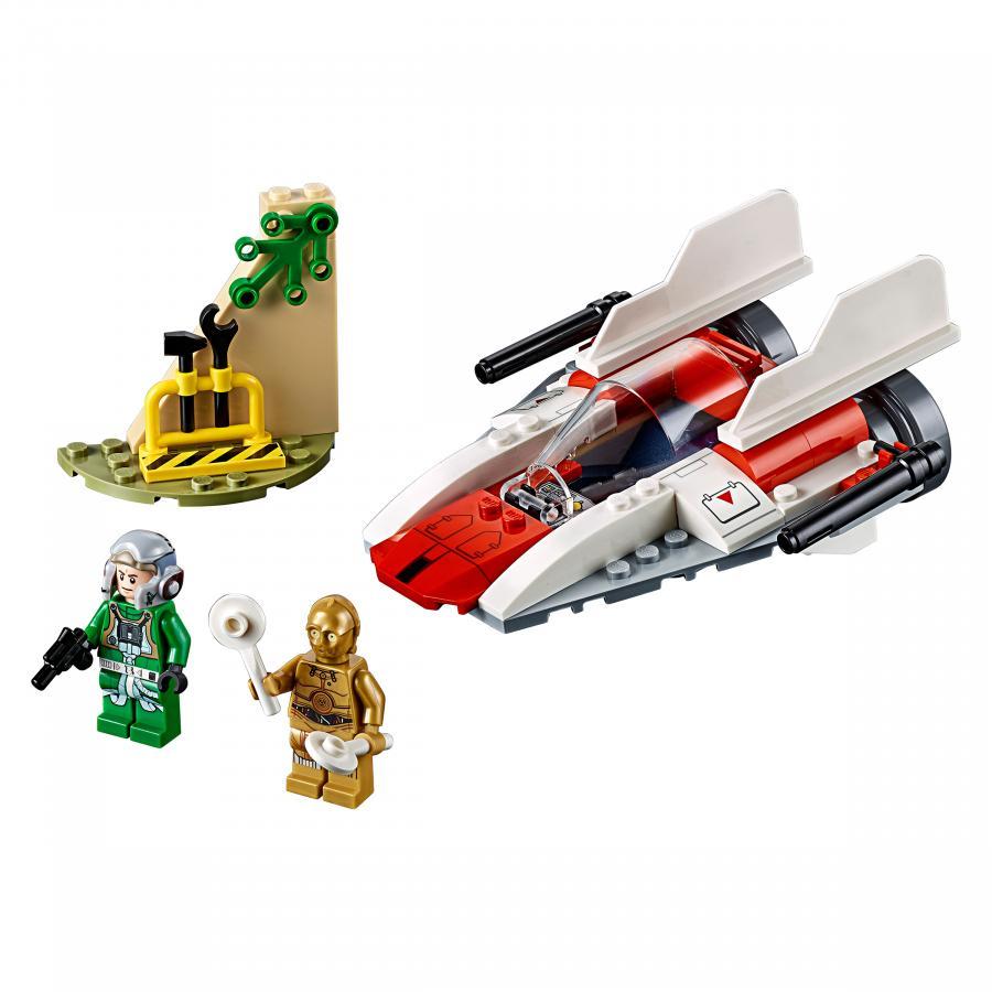 Купить LEGO ЗВЁЗДНЫЙ ИСТРЕБИТЕЛЬ ТИПА А, LEGO (75247)_1