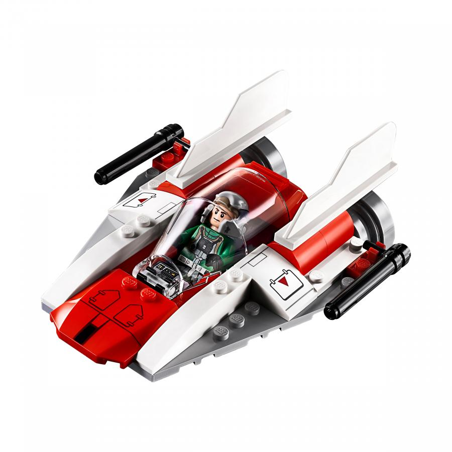 Купить LEGO ЗВЁЗДНЫЙ ИСТРЕБИТЕЛЬ ТИПА А, LEGO (75247)_2