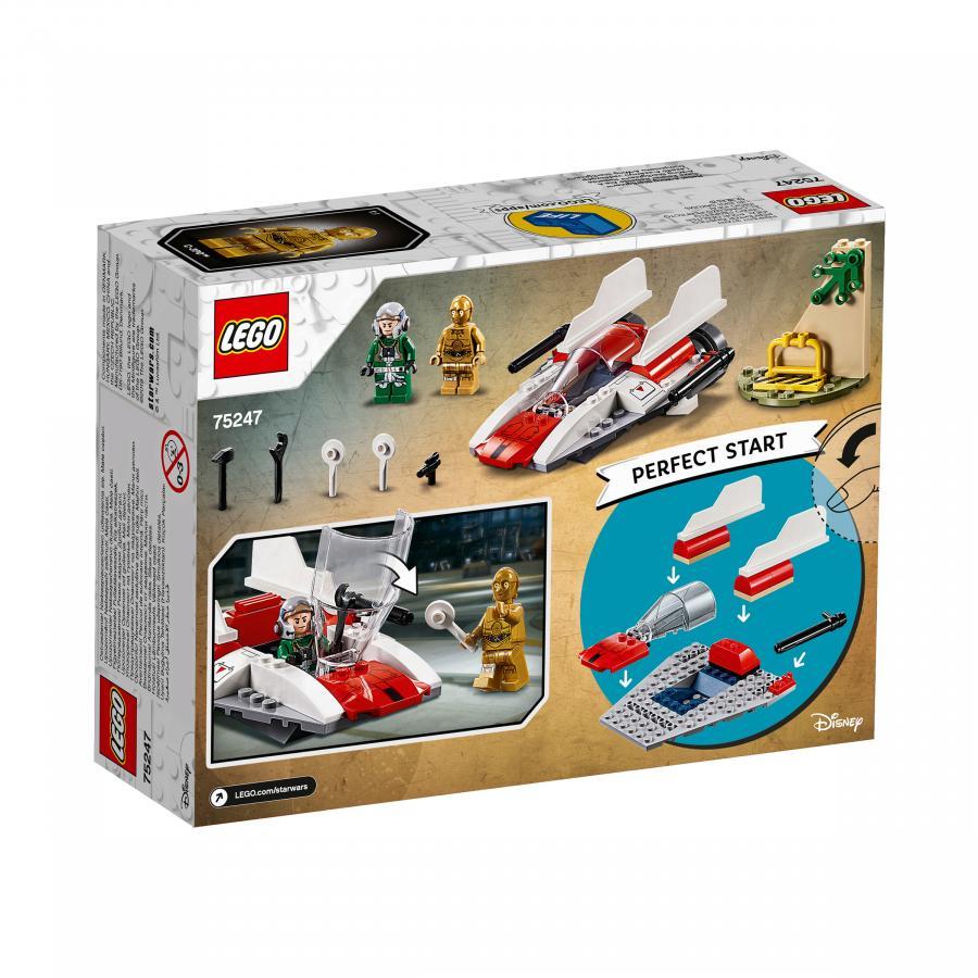 Купить LEGO ЗВЁЗДНЫЙ ИСТРЕБИТЕЛЬ ТИПА А, LEGO (75247)_3