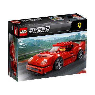 Купить LEGO АВТОМОБИЛЬ FERRARI F40 COMPETIZIONE, LEGO (75890)