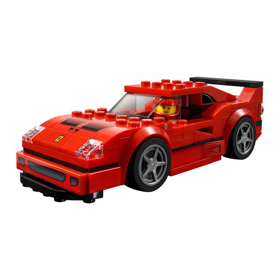 Купить LEGO АВТОМОБИЛЬ FERRARI F40 COMPETIZIONE, LEGO (75890)_1