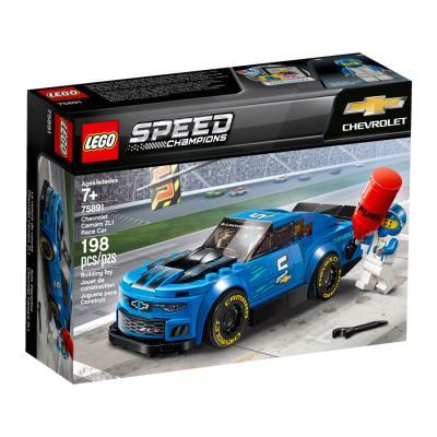 Купить LEGO ГОНОЧНЫЙ АВТОМОБИЛЬ CHEVROLET CAMARO ZL1, LEGO (75891)