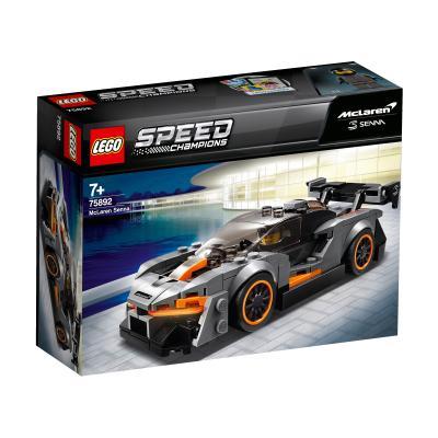 Купить LEGO АВТОМОБИЛЬ MCLAREN SENNA, LEGO (75892)