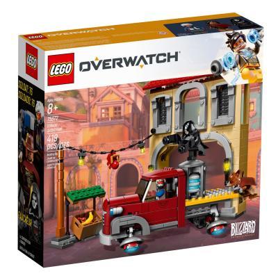 Купить LEGO ПРОТИВОБОРСТВО ДОРАДО, LEGO (75972)