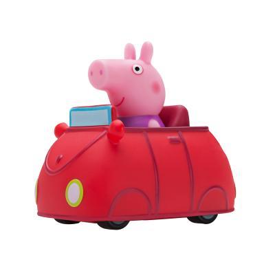 Купить МАШИНКА ПЕППА В АВТОМОБИЛЕ, PEPPA PIG (96571)