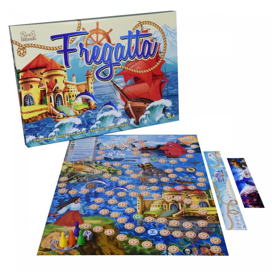 Купить ИГРА FREGATTA, STRATEG (30552)_1