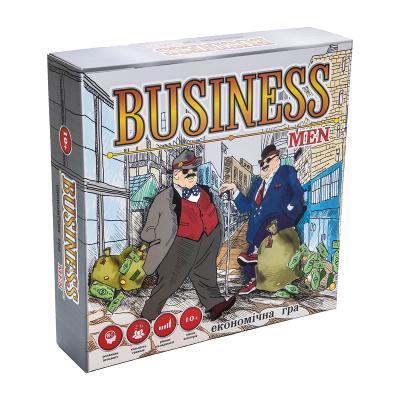 Купить НАСТОЛЬНАЯ ИГРА BUSINESSMEN, (УКР.), STRATEG (30516)