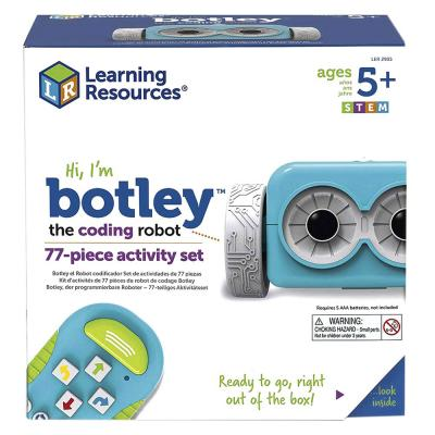 Купить НАБОР STEM РОБОТ BOTLEY, 77 ЭЛ., LEARNING RESOURCES (LER2935)