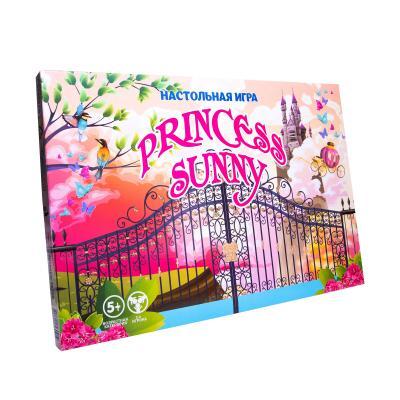 Купить НАСТОЛЬНАЯ ИГРА PRINCESS SUNNY, РУС., STRATEG (30356)