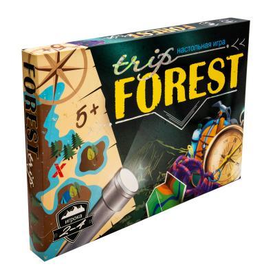 Купить НАСТОЛЬНАЯ ИГРА TRIP FOREST, РУС., STRATEG (30553)