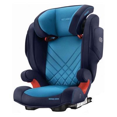 Купить АВТОКРЕСЛО MONZA NOVA 2 SEATFIX XENON BLUE, СИНЕЕ, RECARO (00088010190050)