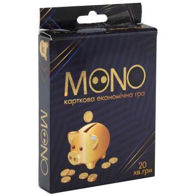 Купить НАСТОЛЬНАЯ ИГРА MONO (МОНО), STRATEG (30569)