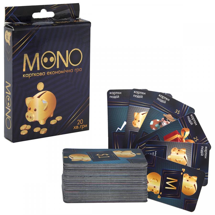 Купить НАСТОЛЬНАЯ ИГРА MONO (МОНО), STRATEG (30569)_2