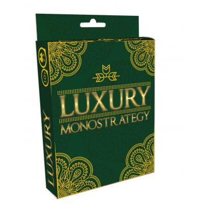 Купить КАРТОЧНАЯ ИГРА (УКР) LUXURY MONOSTRATEGY, STRATEG (30658)