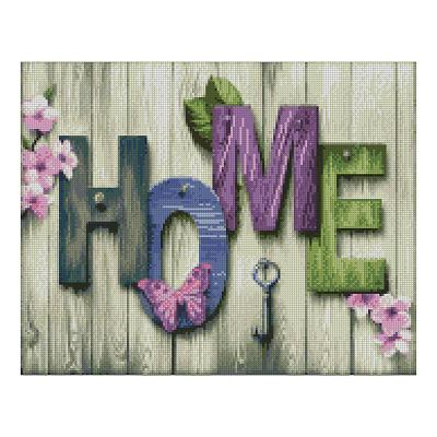 Купить АЛМАЗНАЯ МОЗАИКА STRATEG «HOME», 40Х50 СМ, STRATEG (FA40714)