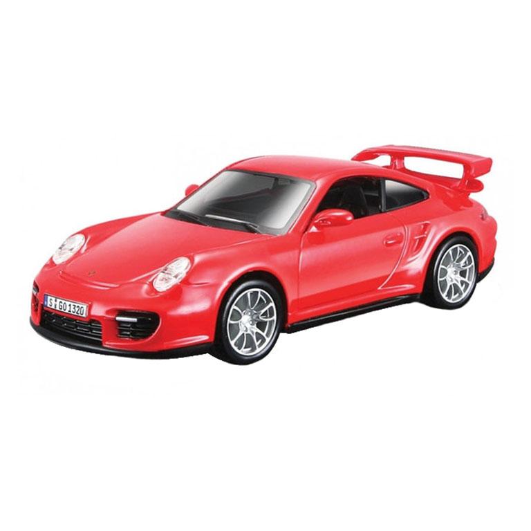 bburago Porsche 911 GT2, 1:32 (красный), Bburago (18-45125)
