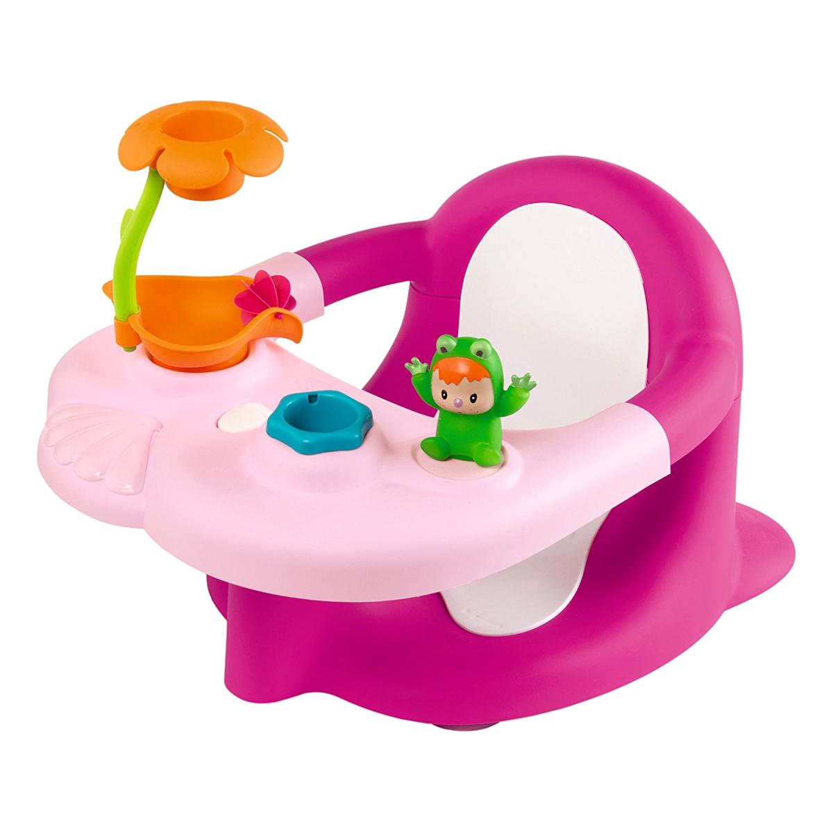 smoby Стул для купания Cotoons, розовый, Smoby (110616)