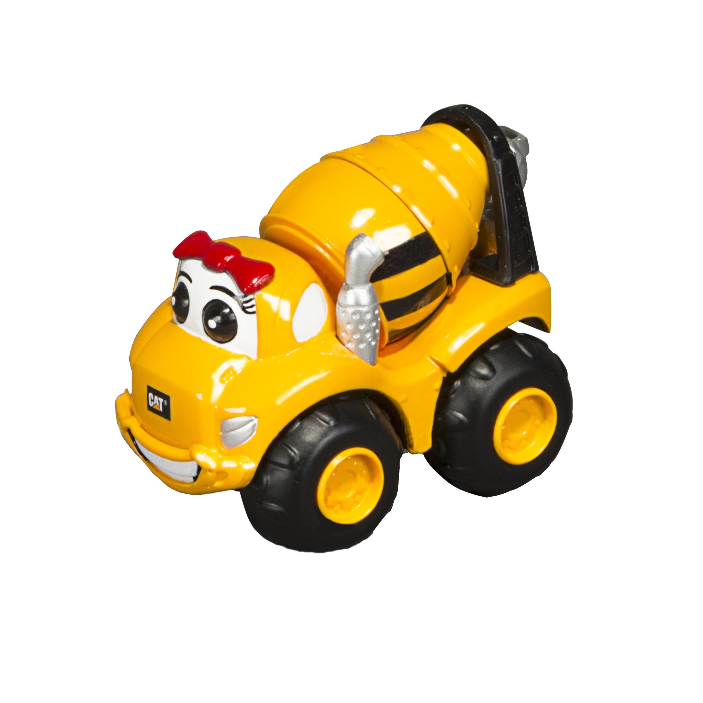 toy state Инерционная машинка САТ Смеситель Мегги, Toy State (80450)