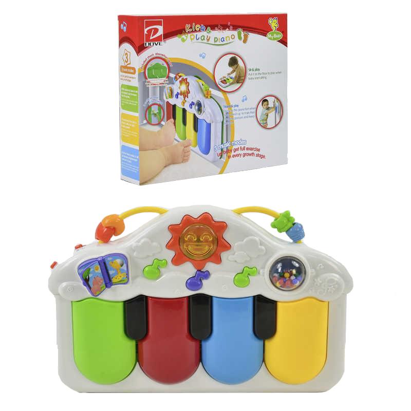 """Миленькое пианино """"Солнышко 6821"""" (63292) от ТМ My Baby это музыкальная  панель с разноцветными клавишами и различными фигурками. Игрушку можно  закрепить в ... cbcd4fa8d2c"""