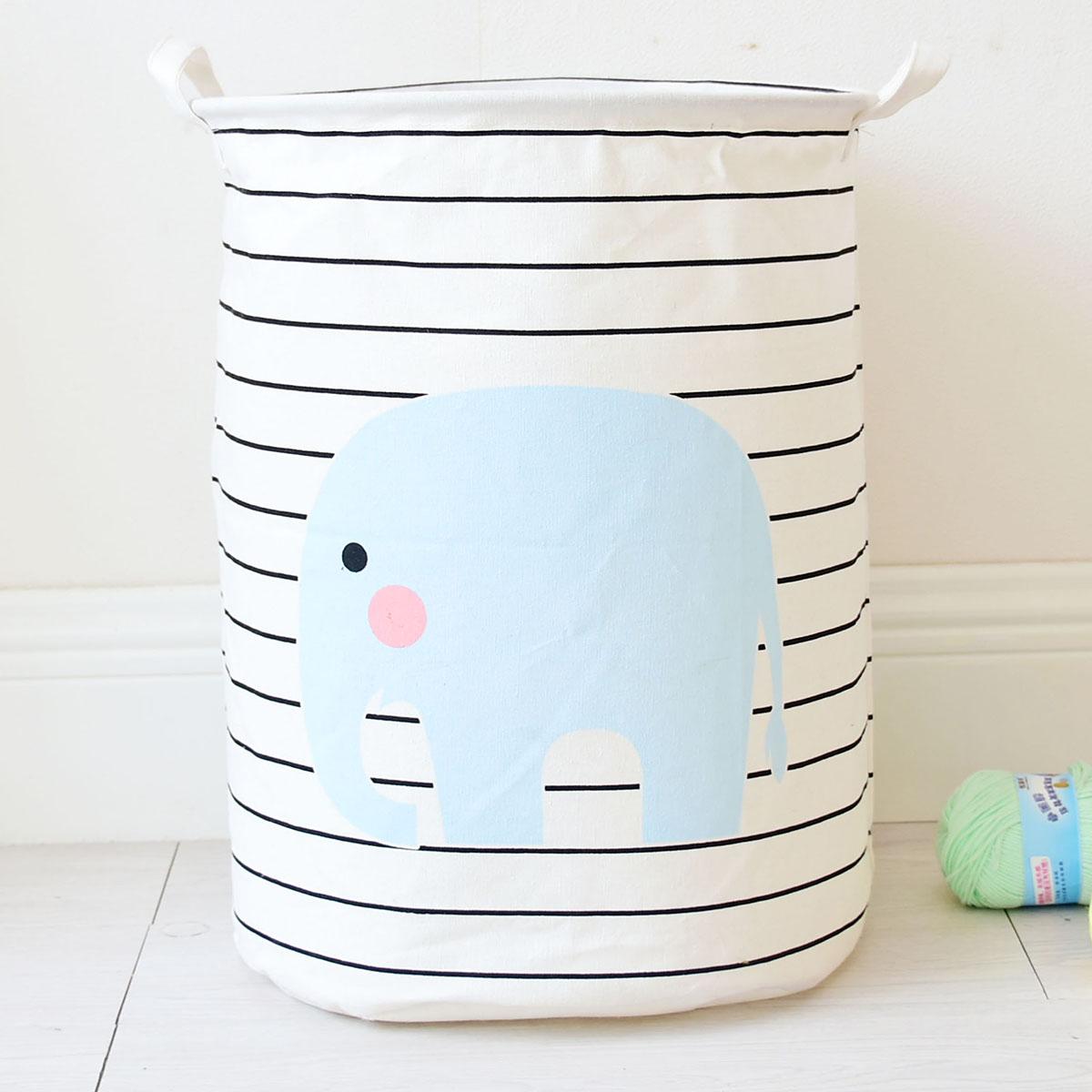 berni Корзина для игрушек Elephant, 30х45 см, Berni (44510)