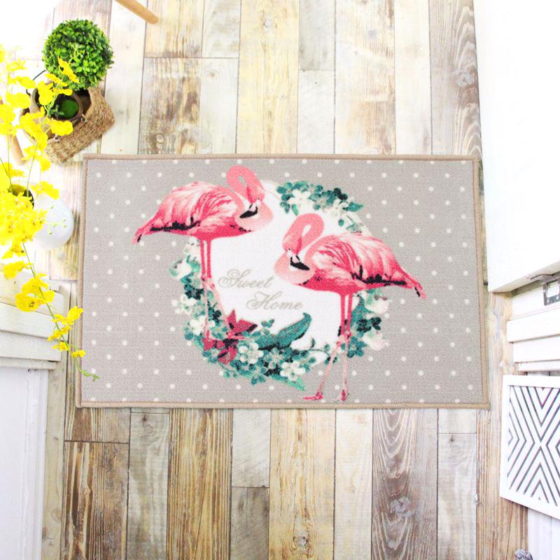 berni Коврик Flamingos, 50х80 см, Berni (46006)