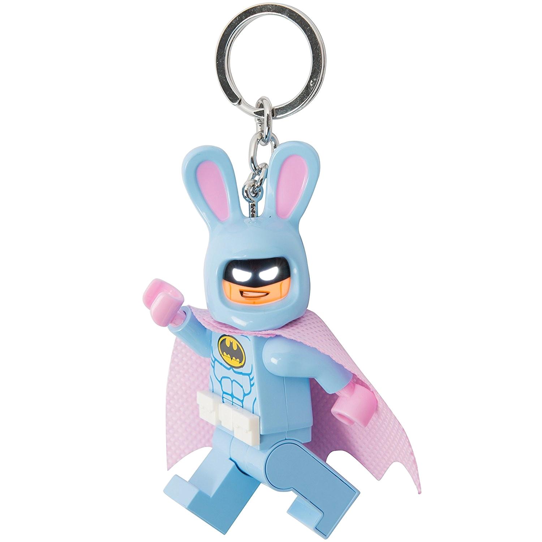 iq Брелок - фонарик Бэтмен в костюме зайца, IQ (LGL-KE103B)