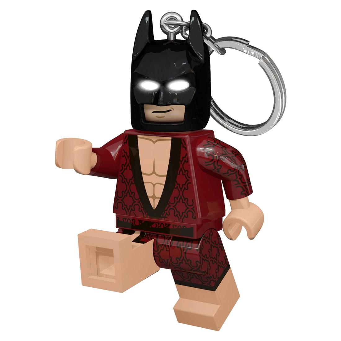 iq Брелок - фонарик Бэтмен в кимоно, IQ (LGL-KE103K)