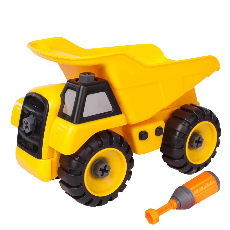 kaili toys Набор бетоновоз с самосвалом, Kaili Toys (KL716-1)