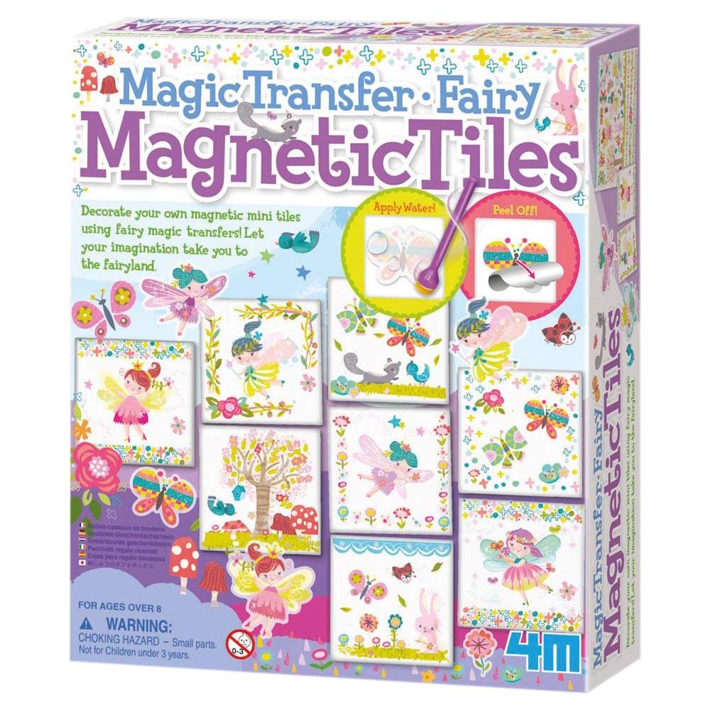 4М Набор для творчества Сказочные магниты, 4М (00-04685)