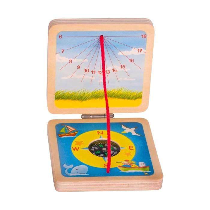 goki Карманные солнечные часы Peggy Diggledey, Goki (63909G)